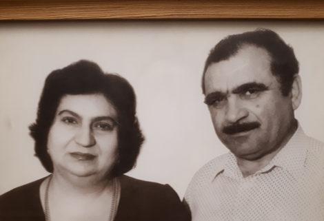 Моим родителям _(муз.и сл. Николай Адамов)